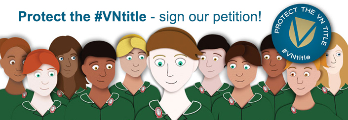 Click to find out how to support our 'Protect the #VNtitle' campaign