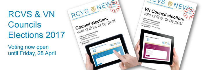 RCVS & VN Council Elections 2017