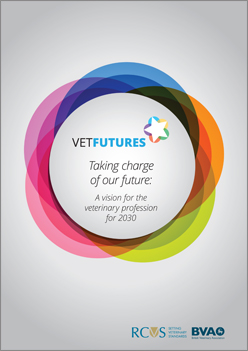 Vet Futures report cover