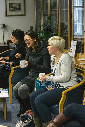 BVNA Meet the RCVS Day - January 2015