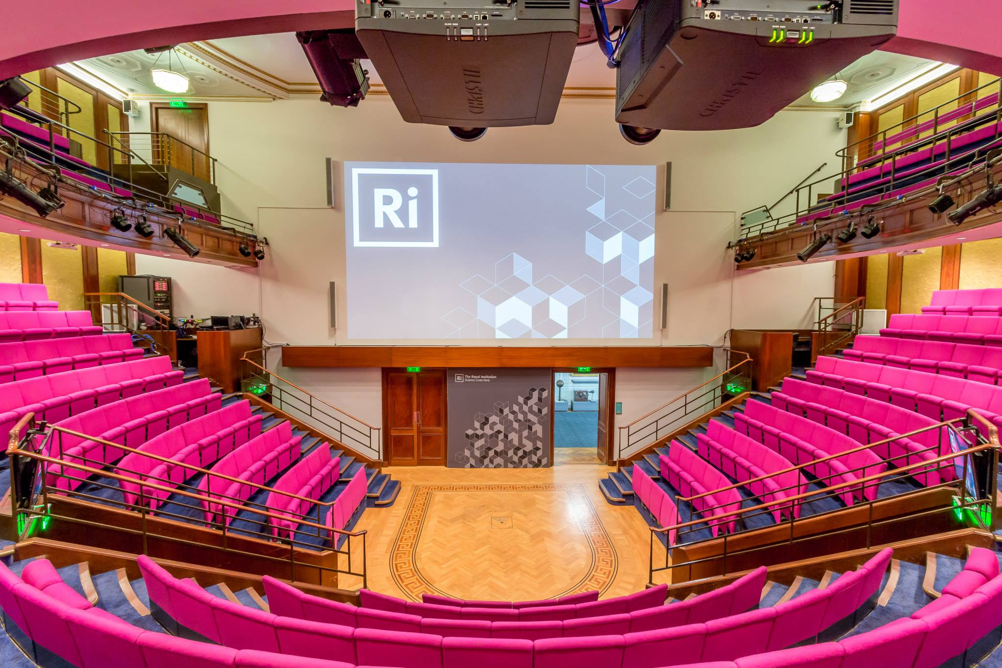 Great Hall at the Royal Institution