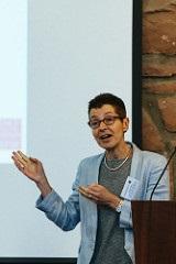 Professor Debbie Cohen at Mind Matters Research Symposium, Edinburgh