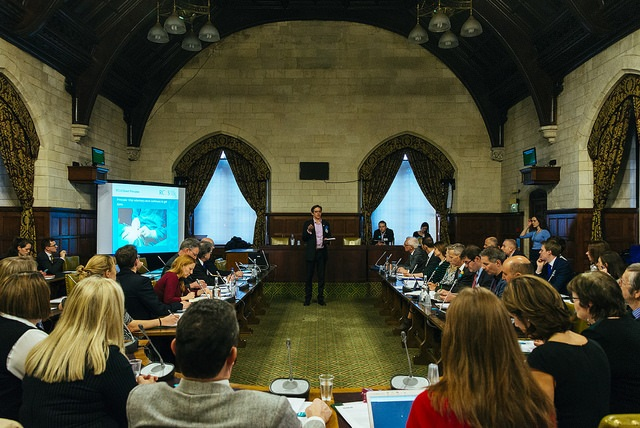Brexit roundtable event at the Palace of Westminster, 24 February 2017