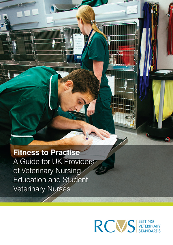 Student VN fitness to practise publication