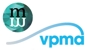 VPMA MMI logos