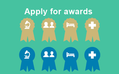 Apply for awards