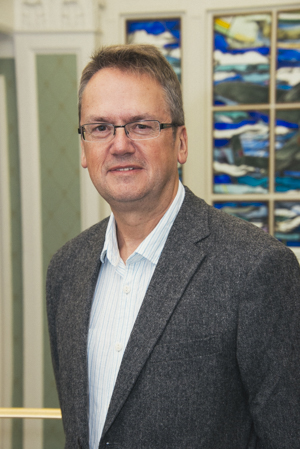 David Ashcroft, PSS Assessor