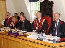RCVS Council meeting November 2013
