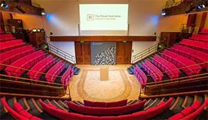 Fellowship day, Royal Institution London - 19 October 2016