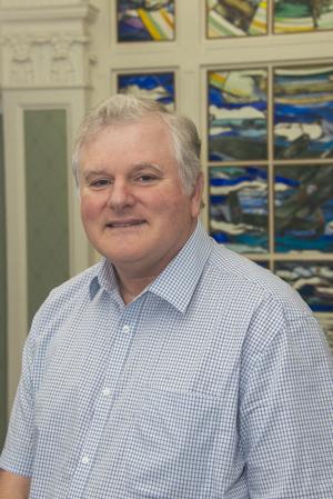Ean Garner-Richardson, PSS Assessor