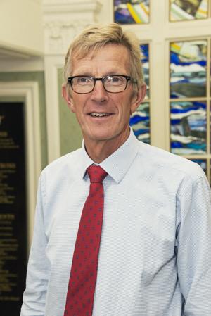 Stuart King, PSS Assessor