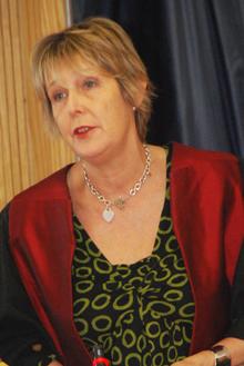 RCVS Council member, Lynne Hill