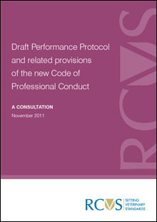 Draft Performance Protocol consultation