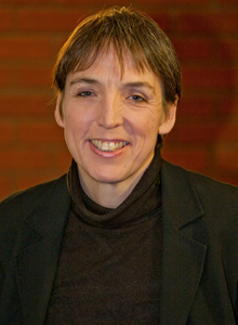 A portrait image of Joanna Price