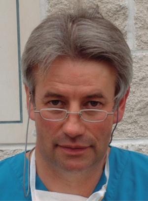Tim Greet, RCVS Council nominee