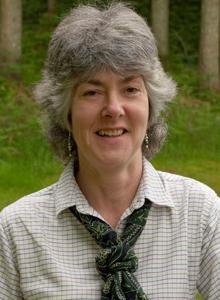 A portrait image of Judith Webb