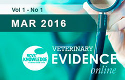 Veterinary Evidence