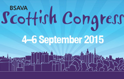 BSAVA Scottish Congress 2015 logo