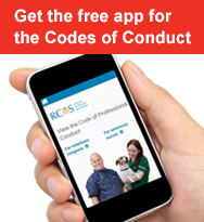 Download the free Code of Conduct app