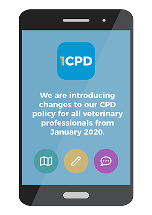 1CPD app screenshot promo