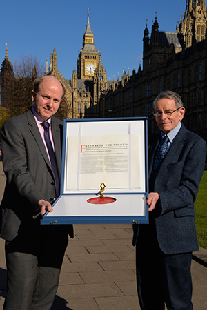New Royal Charter