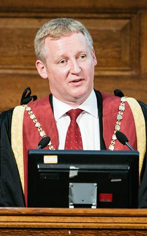 Professor Stuart Reid