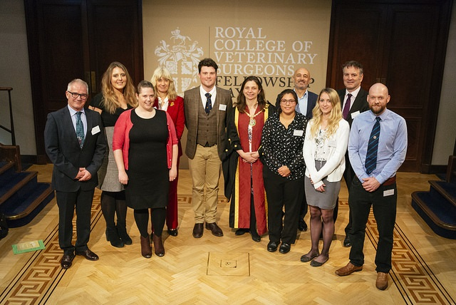 Fellows of the Future at Fellowship Day October 2018
