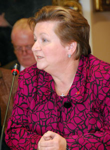 Elizabeth Butler, Chairman of the Audit & Risk Committee