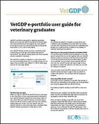 VetGDP Graduates guide