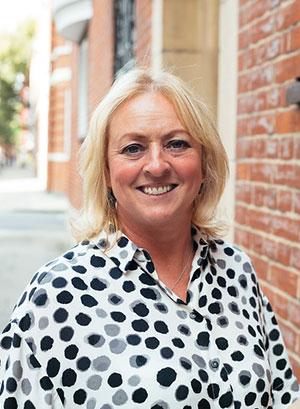 Lisa Hall, RCVS HR Director