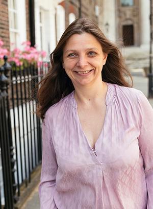 Amanda Boag, RCVS Vice-President