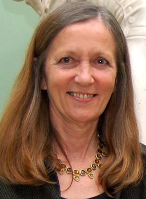 A portrait image of Beverley Cottrell MRCVS