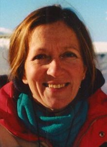 A portrait image of Beverley Cottrell MRCVS