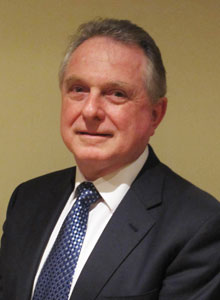 David Hughes, Member of the Audit & Risk Committee