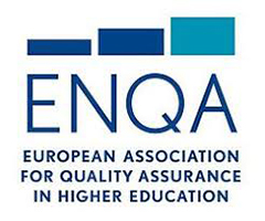 European association for quality assurance in higher education (enqa) logo