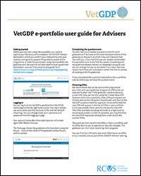 VetGDP Advisers guide
