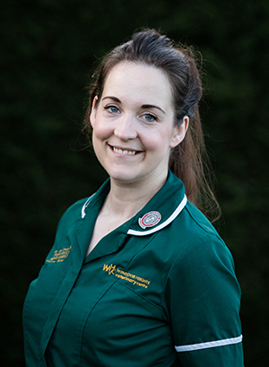 Louise Northway, PSG member
