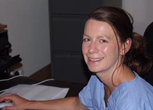 Mary de Las Casas (Veterinary surgeon)