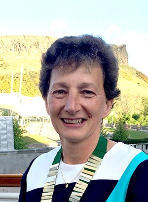 Dr Melissa Donald