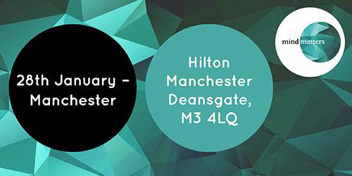 Postacard event - 28th January - Manchester - Hilton-DeansgateM34LQ