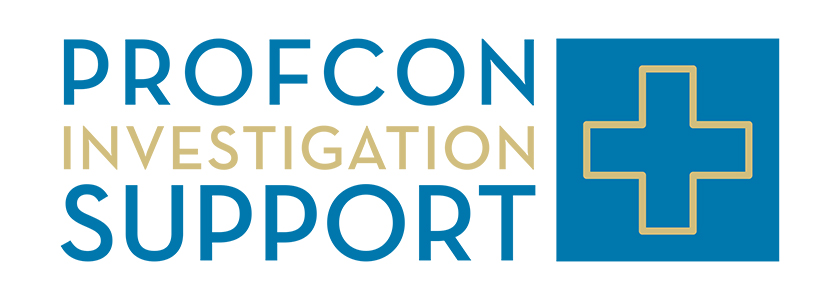 Logo for ProfCon Investigation Support