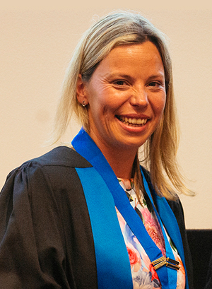 Picture of Racheal Marshall, Chair of VN Council