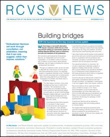 RCVS News (November 2014)