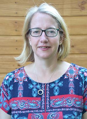 Stephanie Richardson, VN Council member