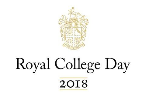 Royal College Day 2018