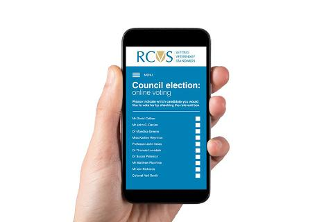 RCVS News Extra: Election 2018 candidate biographies and manifestos
