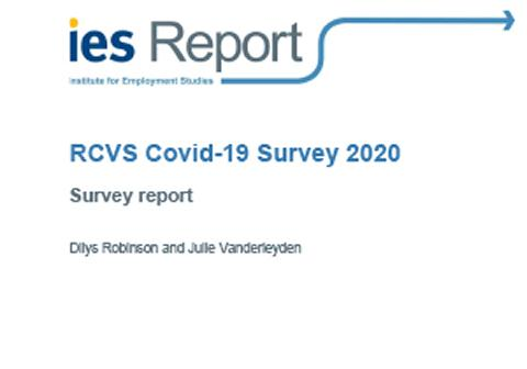Survey report front cover